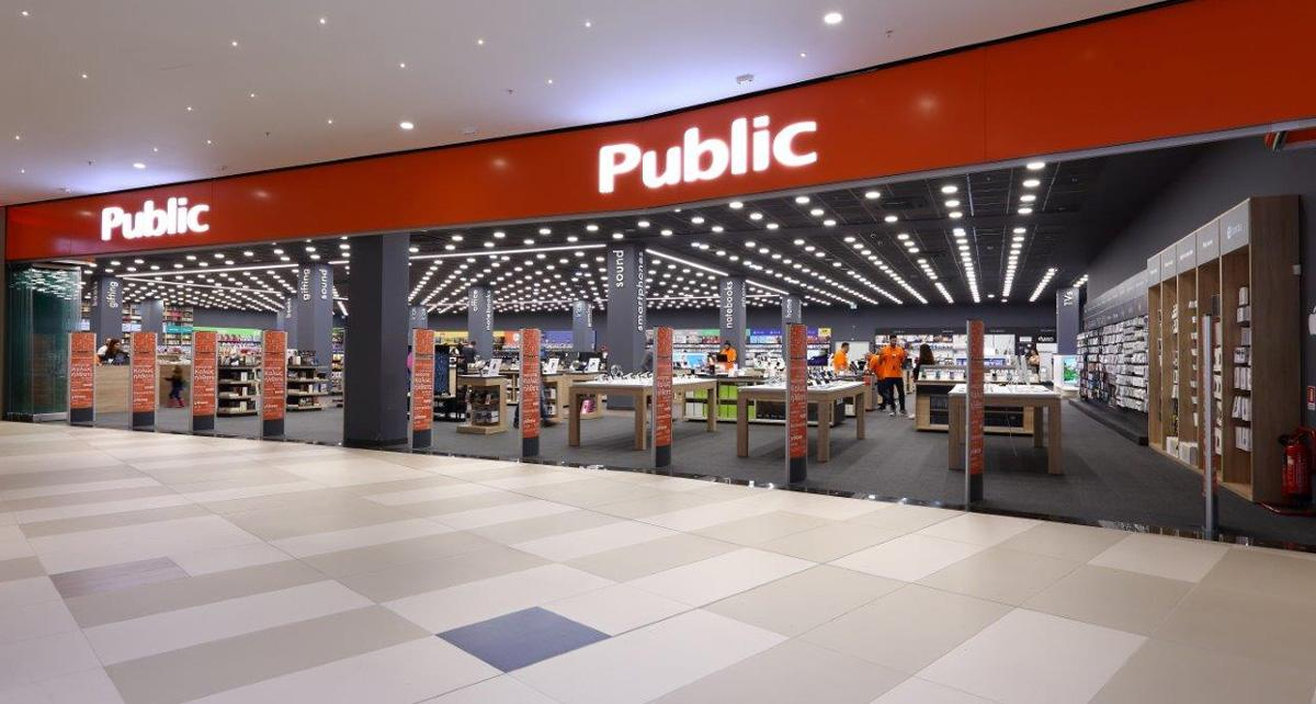 Public @ Nicosia Mall - Gallery 9