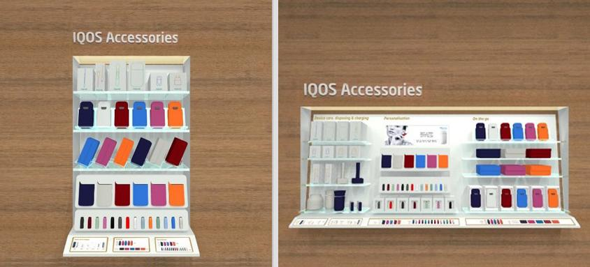 Papastratos IQOS Accessories Wall - Gallery 2