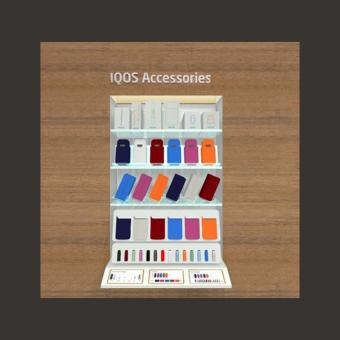 Papastratos IQOS Accessories Wall - thumbnail_img